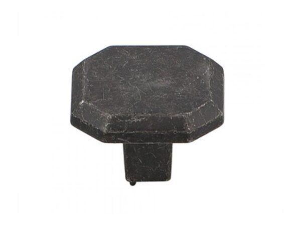 Πομολάκι επίπλων Roline 569 Μαύρος Σίδηρος